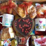 Desayuno San Valentin  para compartir