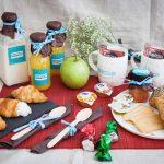 Desayuno clásico para compartir