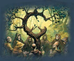 hallowen tradicion celta