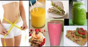 Desayunos faciles y saludables