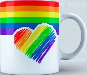 Gabriela´s Desayunos apoyando el Orgullo Gay