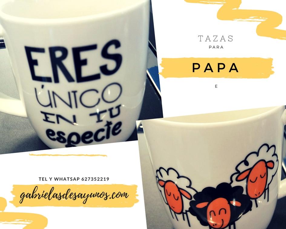 taza para desayuno dia del padre, taza desayuno dia del padre, tazas dia del padre
