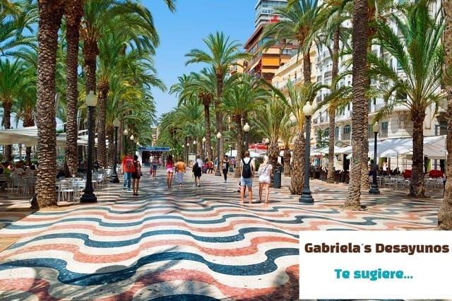 Planes para disfrutar en Alicante