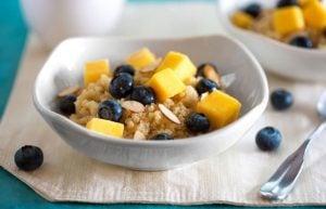 Como preparar un desayuno para celiaco
