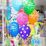 Bouquet de globos de latex