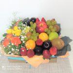 Cajita de frutas